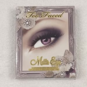 Brand New Too Faced Matte Eye Palette